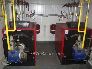 Заказать Автоматизация газоснабжения