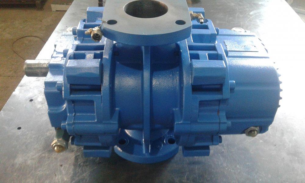 Ремонт роторных компрессоров (воздуходувок) RBS (ROBUSCHI)