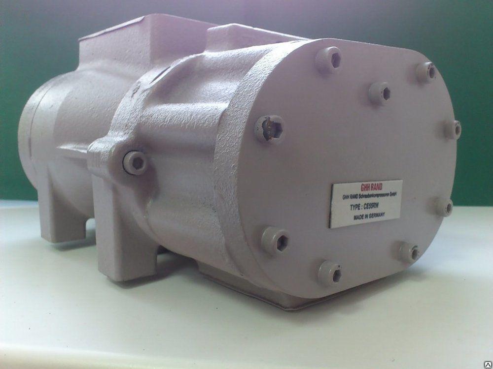 Ремонт винтового блока СЕ 55RW (GHH-Rand)