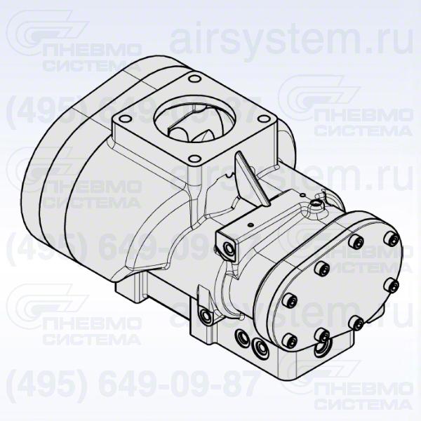 Заказать Ремонт винтового блока CF 90 D (GHH-Rand)