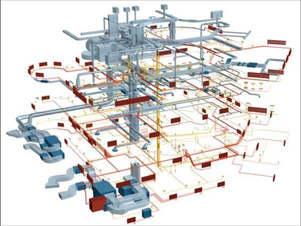 Заказать Проектирование наружных и внутренних инженерных систем