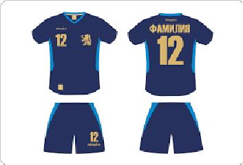 Заказать Пошив футбольной одежды