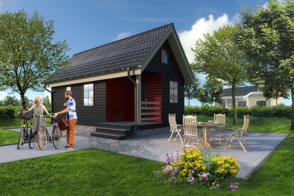 Заказать Строительство домов из натурального дерева, каркасные деревянные дома