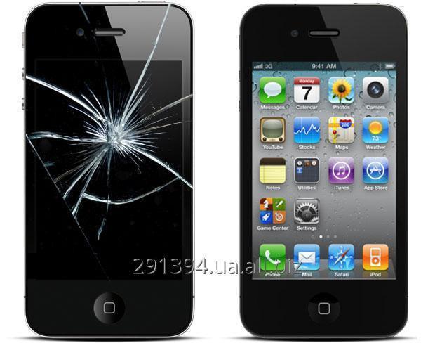 Заказать Замена стекла iPhone