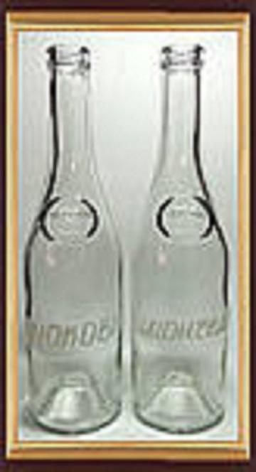 Заказать Нанесение рисунка на бутылку