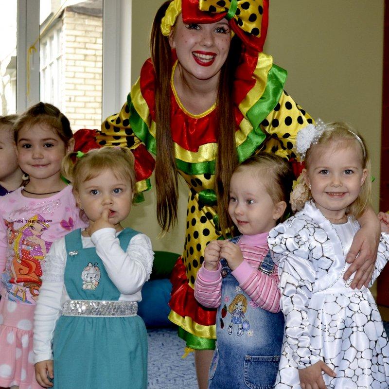 Заказать Клоуны на детский праздник