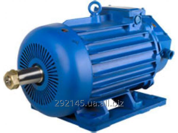 Заказать Перемотка и ремонт крановых электродвигателей