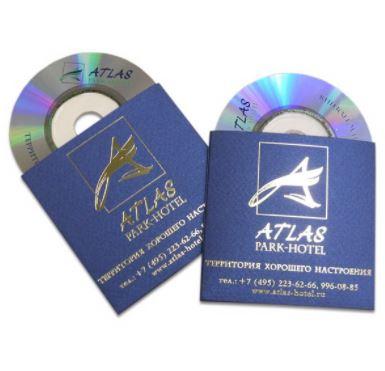 Заказать Обложки, вкладыши для CD, DVD
