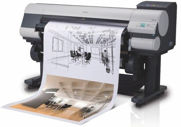 Заказать Печать афиш, плакатов, чертежей