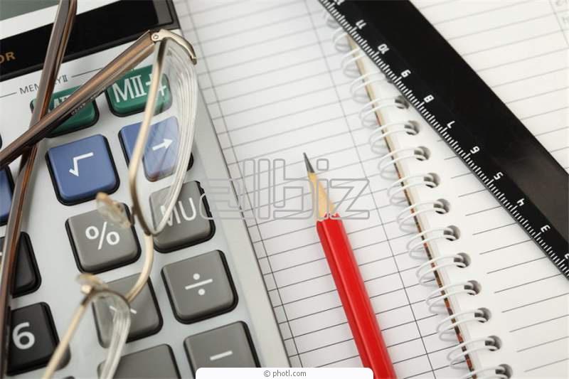 Заказать Составление отчетности бухгалтерской, налоговой, статистической