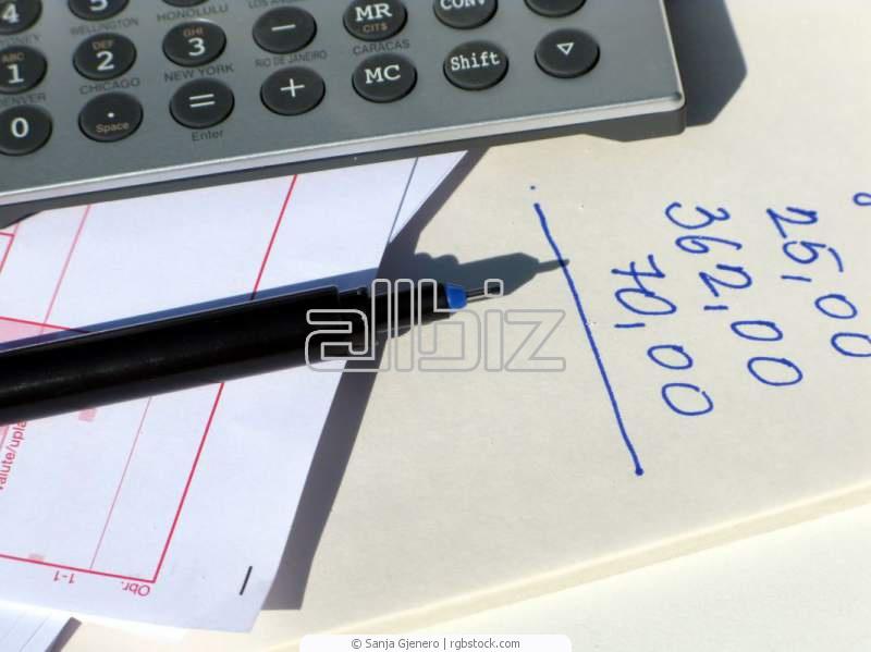 Заказать Составление налоговой отчетности, налоговый учет