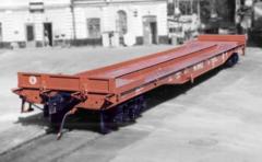 Заказать Перевозка вагонами грузовыми платформами. Вагоны грузовые платформы Киев.