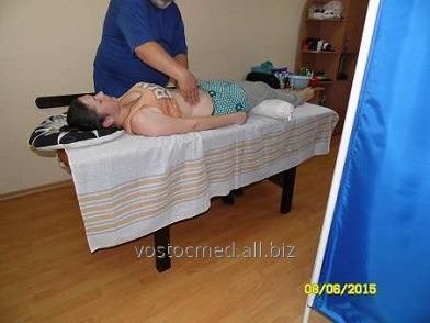 Заказать Медовый массаж от целлюлита