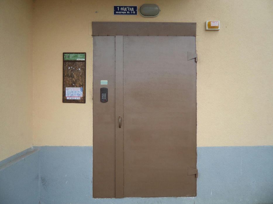 Заказать Домофон / виготовлення металевих дверей