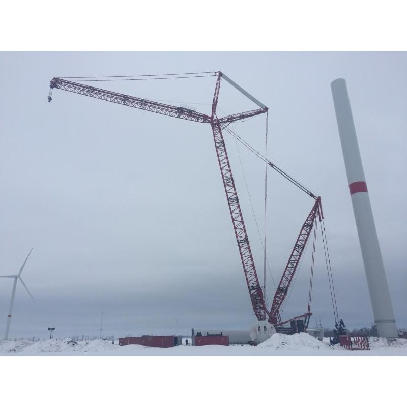 Заказать Сборка турбины