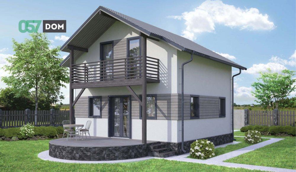 Заказать  Строительство домов по канадской технологии. Под ключ и для самосборки