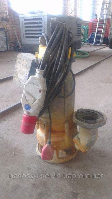Заказать Аренда погружного шламового грязевого насоса для илистых вод Pumpex SР80 Производительность илососа 120 m3/h