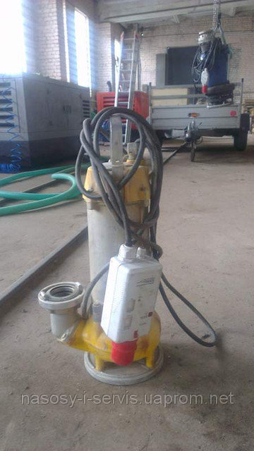 Заказать Аренда погружного шламового грязевого насоса для илистых вод Pumpex SP 30 / ABS JS 40 (Pumpex SP 30 / ABS JS)