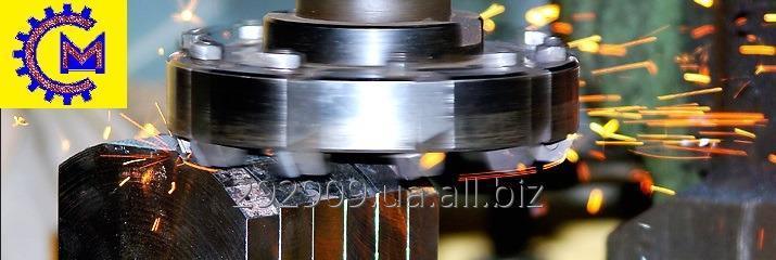 Заказать Фрезерна обробка будь-якої складності довжиною до 3000 мм, шириною до 1500 мм, висотою до 1500 мм, вага заготовки до 1,5 т;