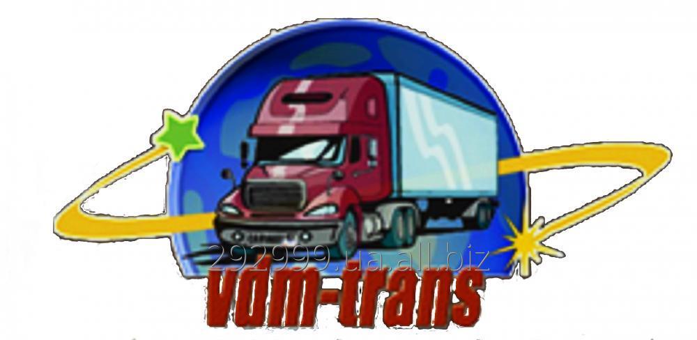 Заказать Транспортные перевозки
