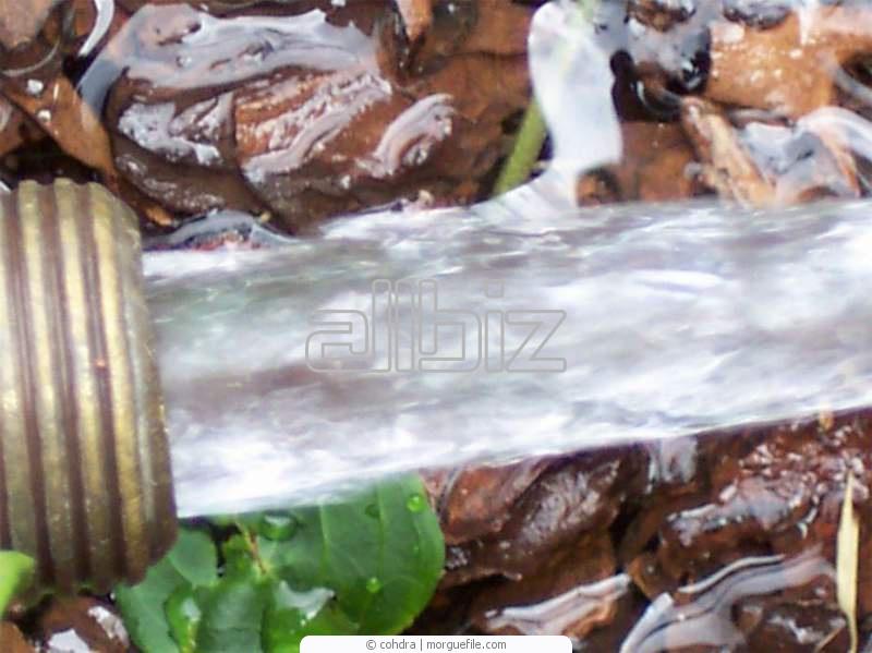 Заказать Очистка, обезвоживание сточных вод