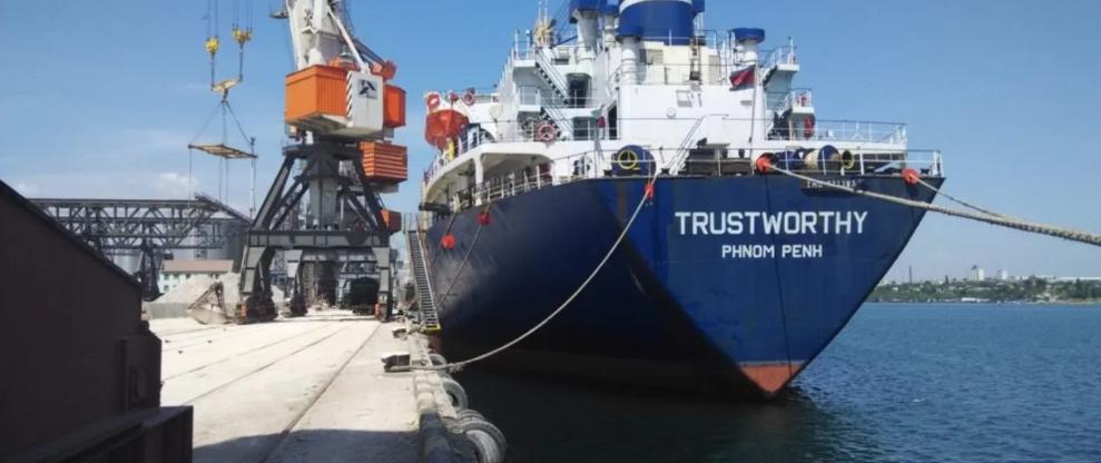 Перевалка грузов в Черноморске, перевалка грузы Черноморск, Одесса, услуги перевалки груза в портах Украины
