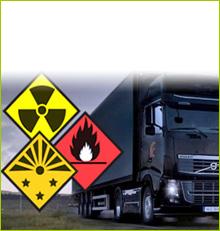 Заказать Перевозка опасных грузов по Украине