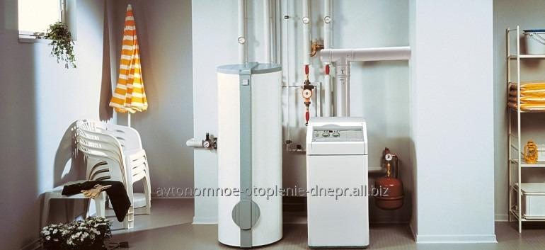 Заказать Установка и монтаж автономного отопления в Днепре