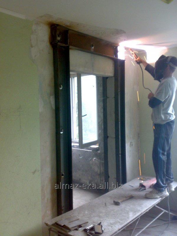 Заказать Алмазная резка,сверление бетона.Штробы под электрику,сантехнику,кондиционеры в Харькове.
