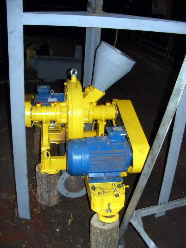 Заказать Разработка технических проектов для линий изготовления твердого биотоплива