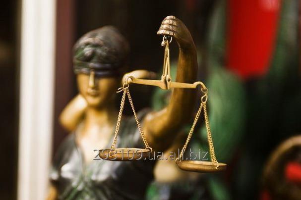 Заказать Юридическая помощь.Представительство в суде