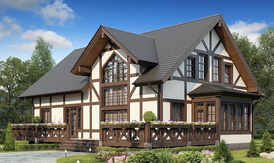 Заказать Будівництво дерев'яних будинків