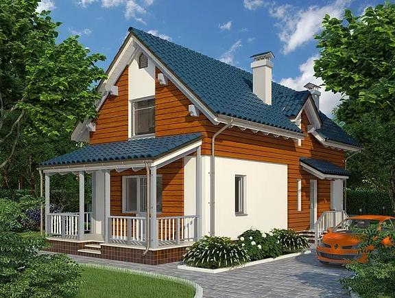 Проектування каркасних будинків