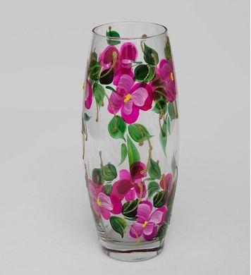 Заказать Розпись на стекле вазы
