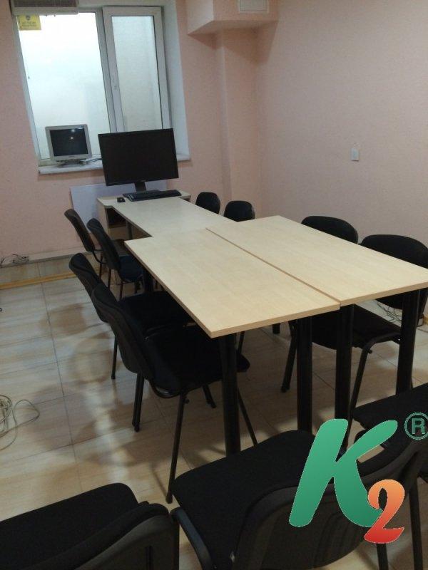 Почасовая аренда офиса Киев, м. Лукьяновская. 10-12 человек