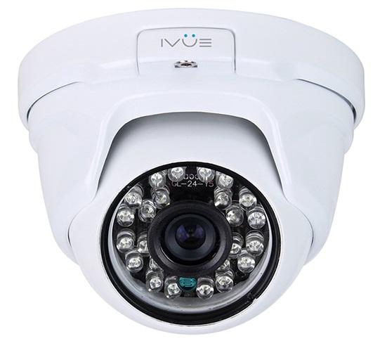 Заказать Установка внешней или антивандальной камеры (IP, аналого-вая, HDCVI) более 2.8 метров