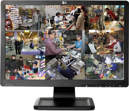 Заказать Установка камеры для контроля кассовых мест и денежных операций