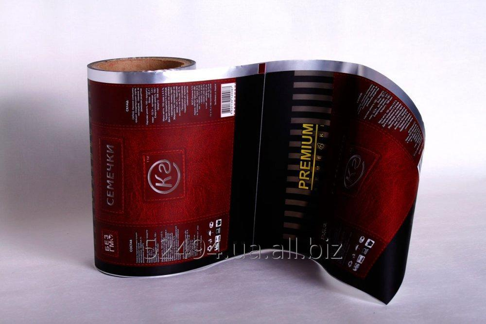 Заказать Производство гибкой упаковки и пакетов