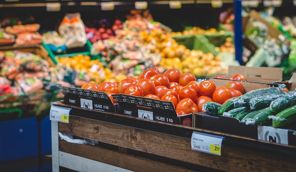Экспорт продуктов питания
