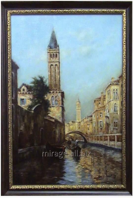 Заказать Живопись Венеция