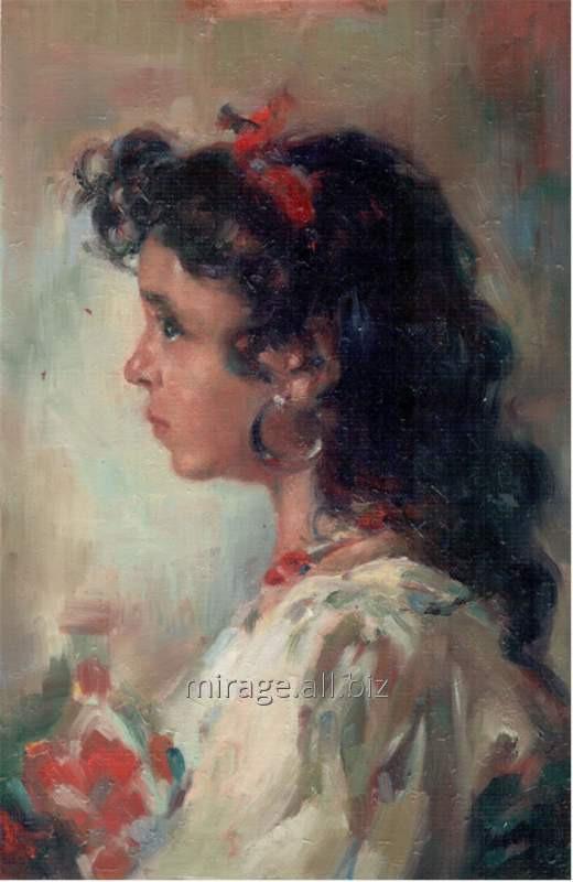Заказать Живопись Портрет №3