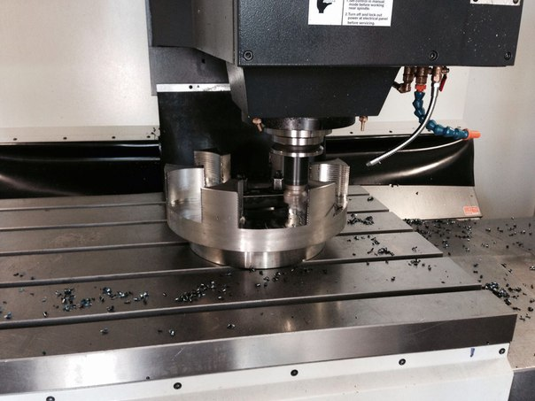 Order Metal working on machines Turning, milling, grinding, coordinate and boring works.