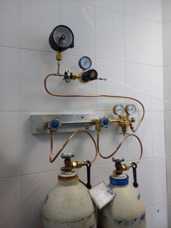 Заказать Обеспечение предприятий техническими и медицинскими газами