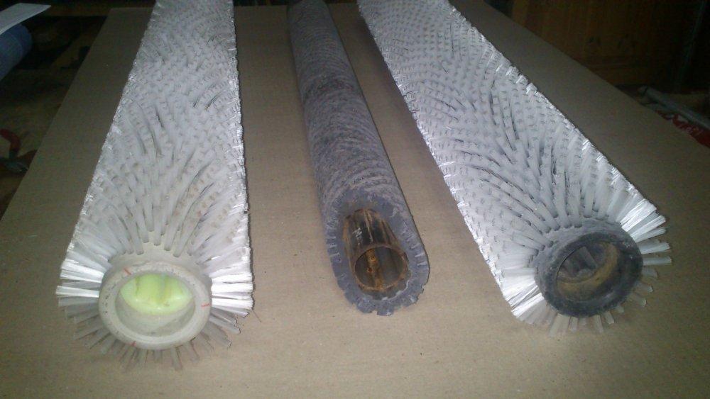Заказать Восстановление изношенных и производство новых щеток для клинингового оборудования