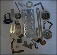 Заказать Услуги холодной листовой штамповки металлов