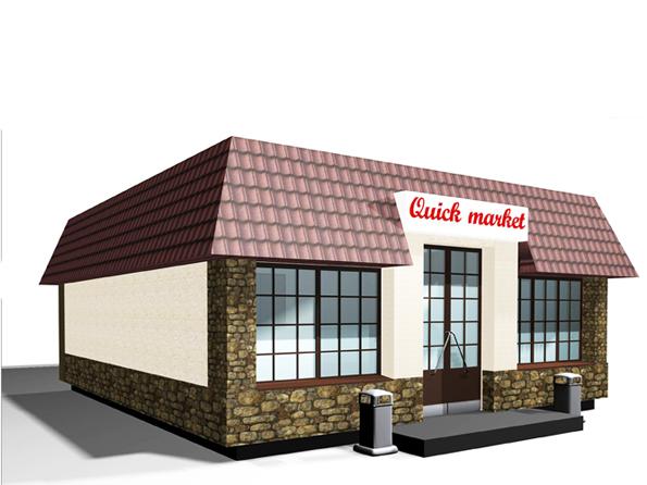 Заказать Строительство магазинов