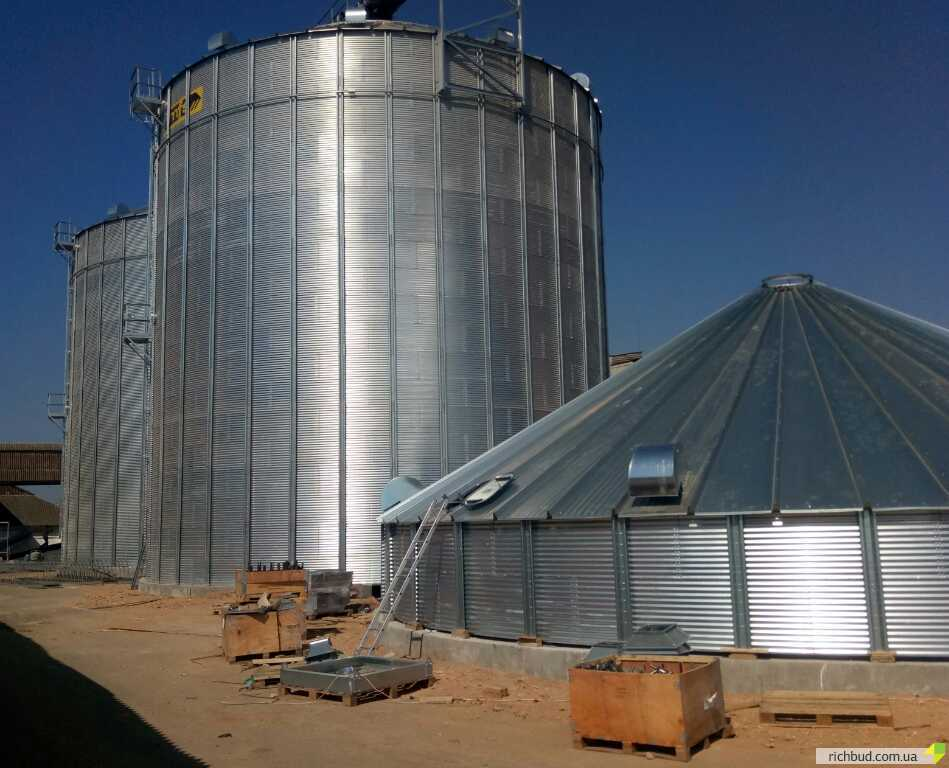 Проектно-строительные работы в сельском хозяйстве