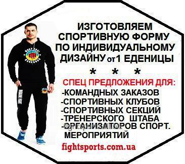 Заказать Изготовление спортивной одежды, формы - спортивные костюмы, шорты, футболки