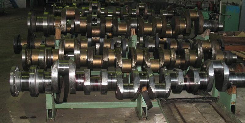 Заказать Изготовление и ремонт коленвалов