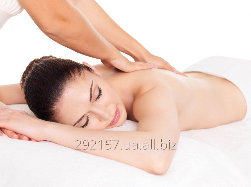 Заказать Профессиональный лечебно-оздоровительный массаж